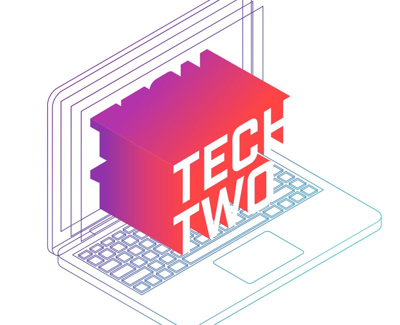 Logo - Tech Two - Podcast vide