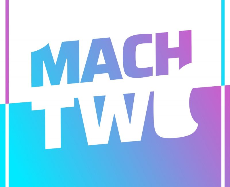 Logo - Mach Two - Podcast vide